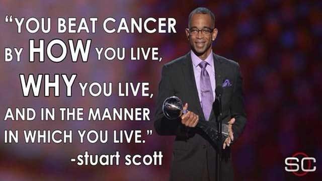 Stuart Scott, Longtime ESPN Anchor, Dies Age 49