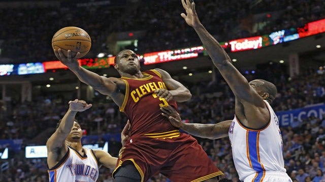 Report: Thunder Acquires Cavs' Waiters
