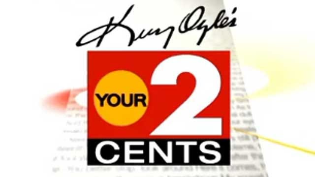 Your 2 Cents: A Resolution For The New Year
