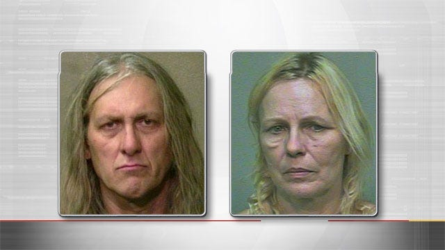 Deputies, Tribal Police Arrest Burglar Duo Outside Harrah Home