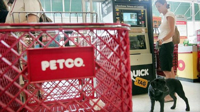 Petco Pulls Pet Treats From China Suspected Of Killing, Sickening Thousands