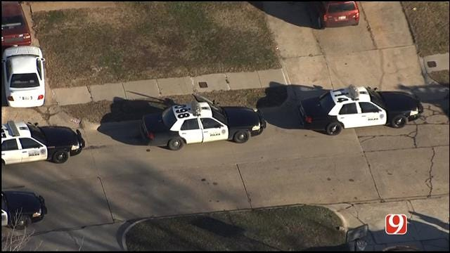 Two Girls Hide, Message For Help During SW OKC Home Invasion