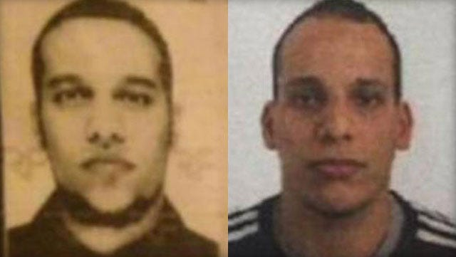 3 Suspects Identified In Deadly Attack On Paris Newspaper
