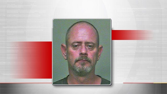 Arrested Suspect Tries To Smuggle Meth Into OK County Jail