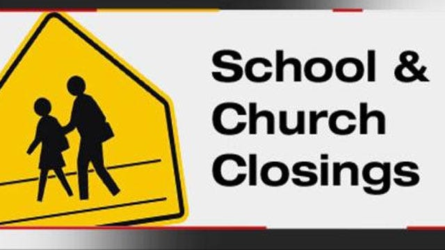 Some OK Schools, Churches Closed Wednesday Due To Cold Weather