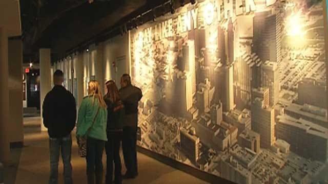 Grand Re-Opening Of OKC National Memorial Museum