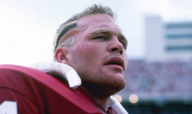 Brian Bosworth Part Of 2015 College Football Hall Of Fame Class