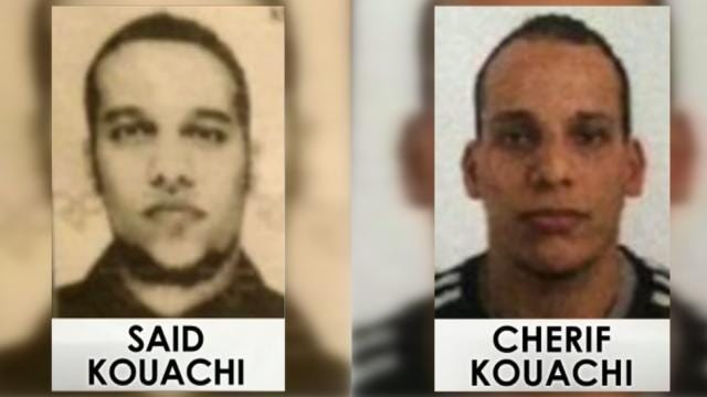 Police: Suspects In Charlie Hebdo Massacre Killed; Hostage Freed