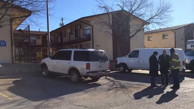 Two Infants Killed In Moore Apartment Fire