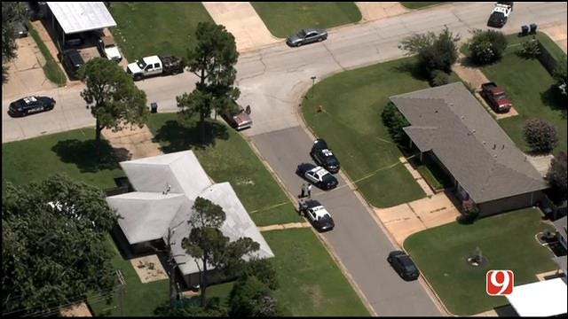 Police Investigate Deadly Shooting In SW OKC