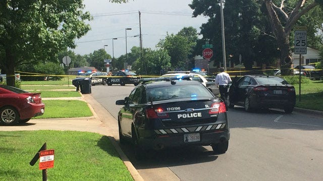 One Dead After Officer-Involved Shooting In SE OKC