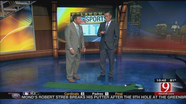 Oklahoma Ford Sports Blitz: July 5