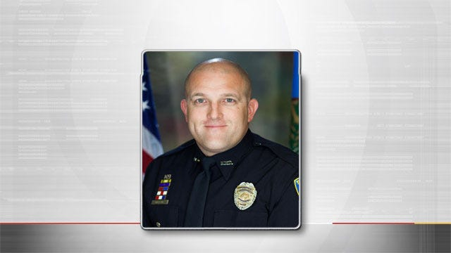 Police Officer Involved In Deadly Edmond Shooting Identified