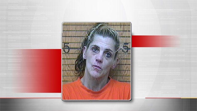 Woman Accused Of Huffing Paint In Aisle At Chickasha Wal-Mart