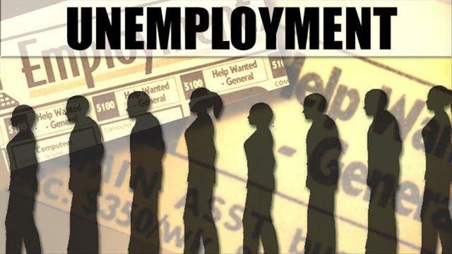 More Than 50,000 Oklahomans Filed For Unemployment Benefits Last Week