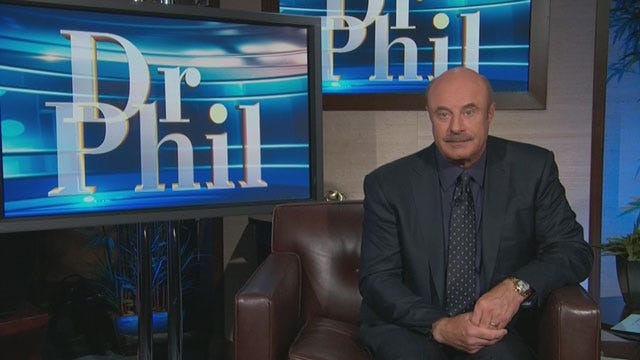 Dr. Phil Weighs In On SAE Video Controversy