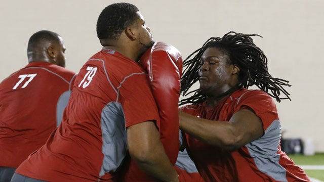 OU Football: Pro Day Highlights Including a Conversation With Dorial Green-Beckham
