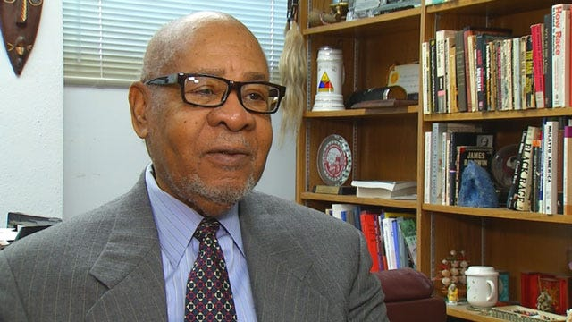 OU Professor: Racism Like Cancer, In Remission Not Gone