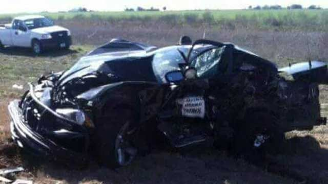 OHP: Trooper Involved In Crash Near Frederick