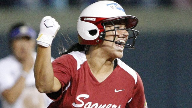 Sooners Sweep Big 12 Softball Awards