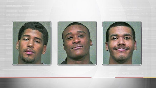 Charges Filed Against Three Suspects In Westmoore HS Rape