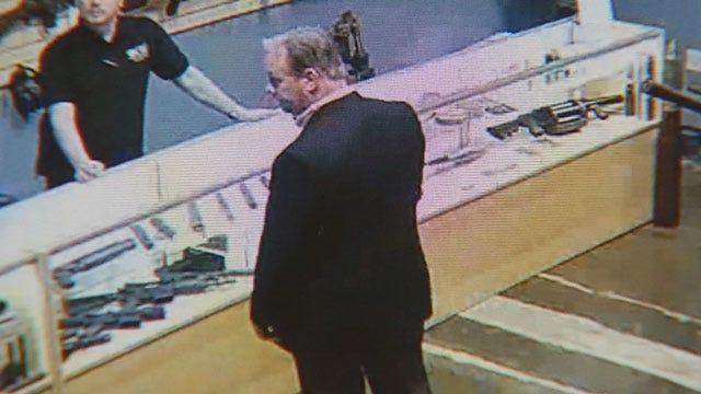 White Collar Thief Targets OKC Gun Range