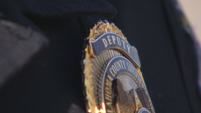OCSO's 'Dunking Deputy' Video Goes Viral