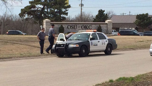 Suspects In Stolen Pickup Arrested After Chase With OKC Police