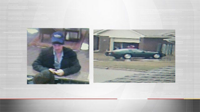 Man Arrested In New Mexico On OKC Bank Robbery Complaint