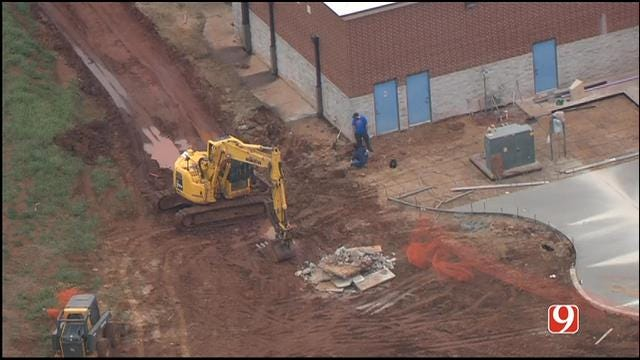 Boys And Girls Club In NW OKC Evacuated Due To Cut Gas Line