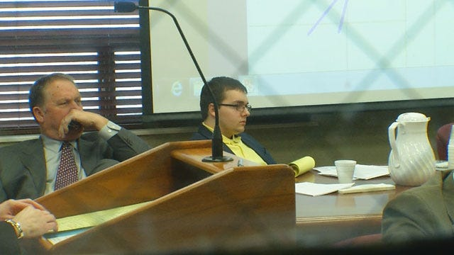 Defendant In Murder Trial Of Weatherford Teen Takes The Stand