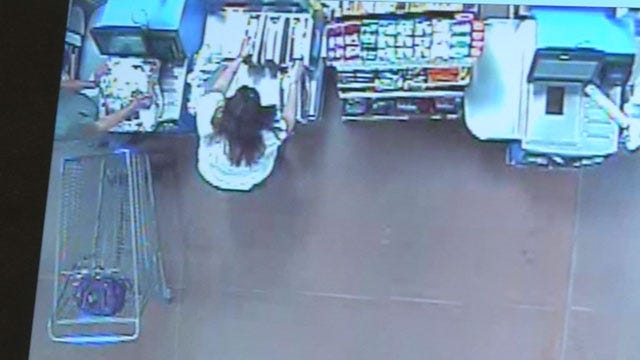 Grady Co. Authorities Catch Woman In Illegal Shopping Spree