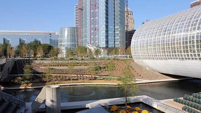 Myriad Gardens Receives $35K Grant