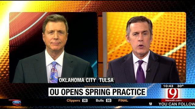 Oklahoma Ford Sports Blitz: March 1
