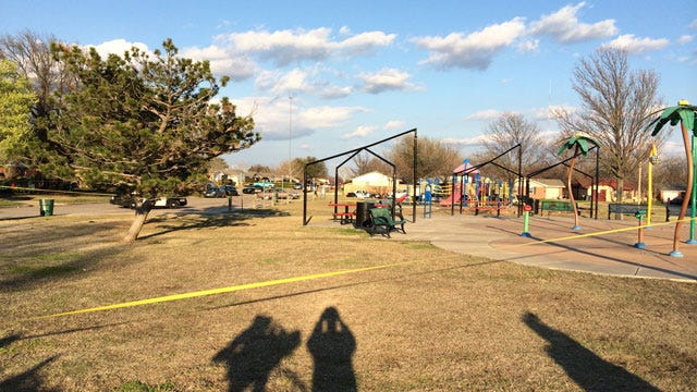 One Dead After Shooting Near NW OKC Park