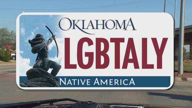 OK Tax Commission Denies Pro-LGBT License Plate
