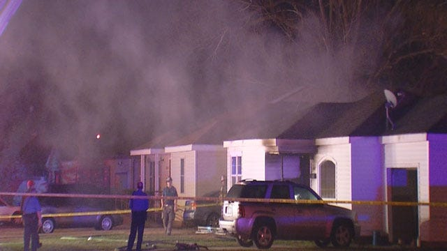 Police: Body Found After Bethany House Fire