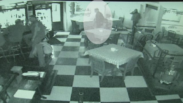 Thief Accused Of Stealing Artwork From Flip's In OKC