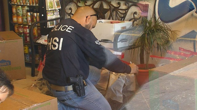 Agents Say They Raided One Of The Biggest K2 Suppliers In OKC