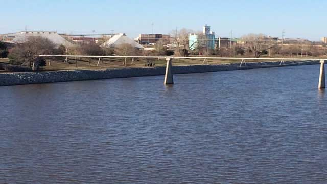 Body Discovered In Oklahoma River