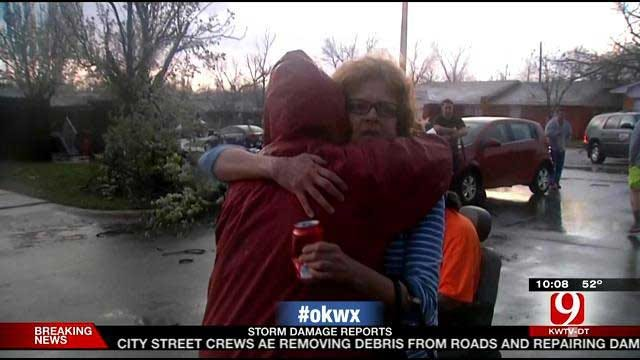 Moore Resident Speaks Out About The Tornado