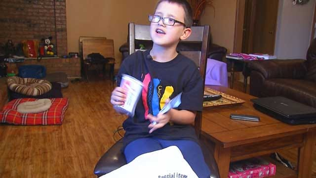 'Pillowcase Project' Helps One Moore Kid Prepare For Severe Weather