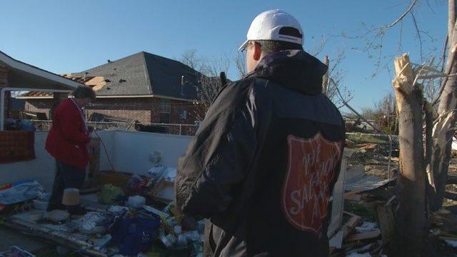 Salvation Army Helps Moore Tornado Victims