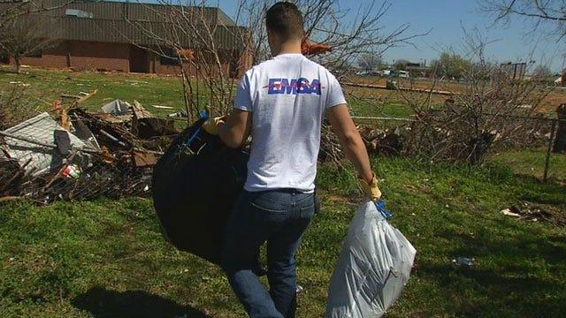 Hero Helps Moore Tornado Victims Again, Now An EMT