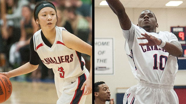 Wilkerson, Lee Headline All-SAC Teams For St. Gregory's