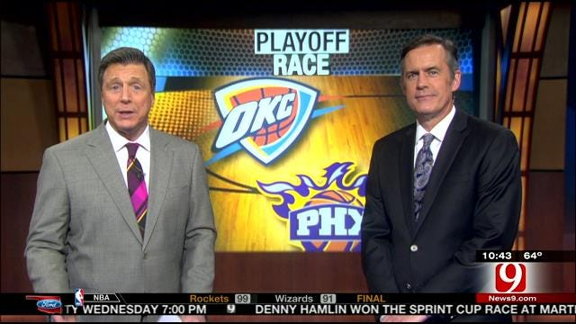 Oklahoma Ford Sports Blitz: March 29