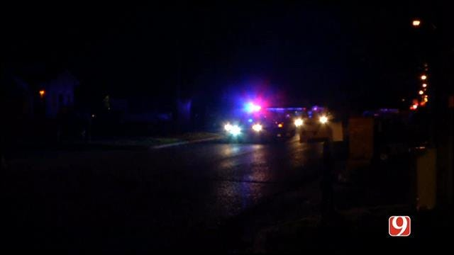 Police Seek Suspects In NW OKC Home Break-In, Shooting
