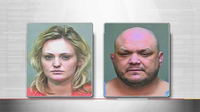 Two Accused Of Stealing Truck From OKC Repair Shop