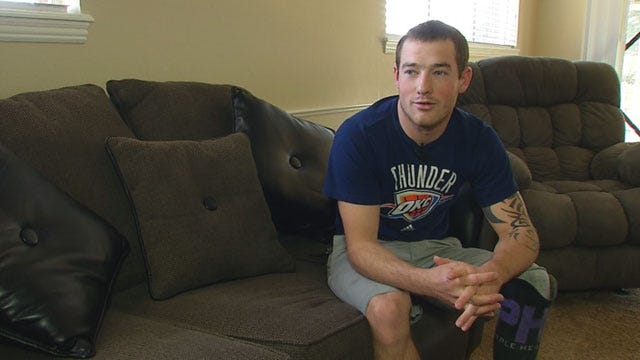 Wounded Warrior Gets New Home Thanks To Generosity Of Others
