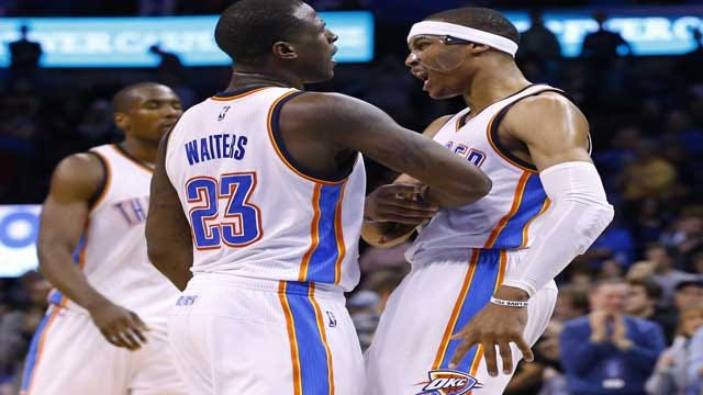 Bestbrook: Thunder Star Records Another Triple-Double In Win